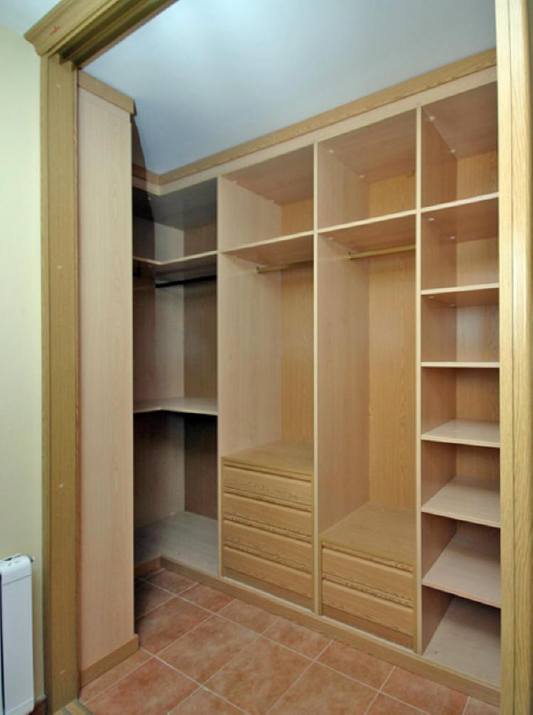 Muebles de cocina en pe aranda electrodom sticos armarios - Armarios empotrados interiores ...