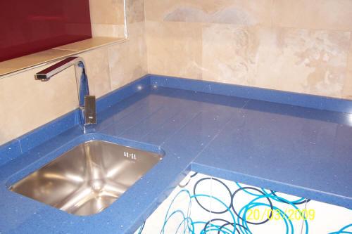 Muebles de cocina en pe aranda electrodom sticos armarios for Soluciones cocinas estrechas